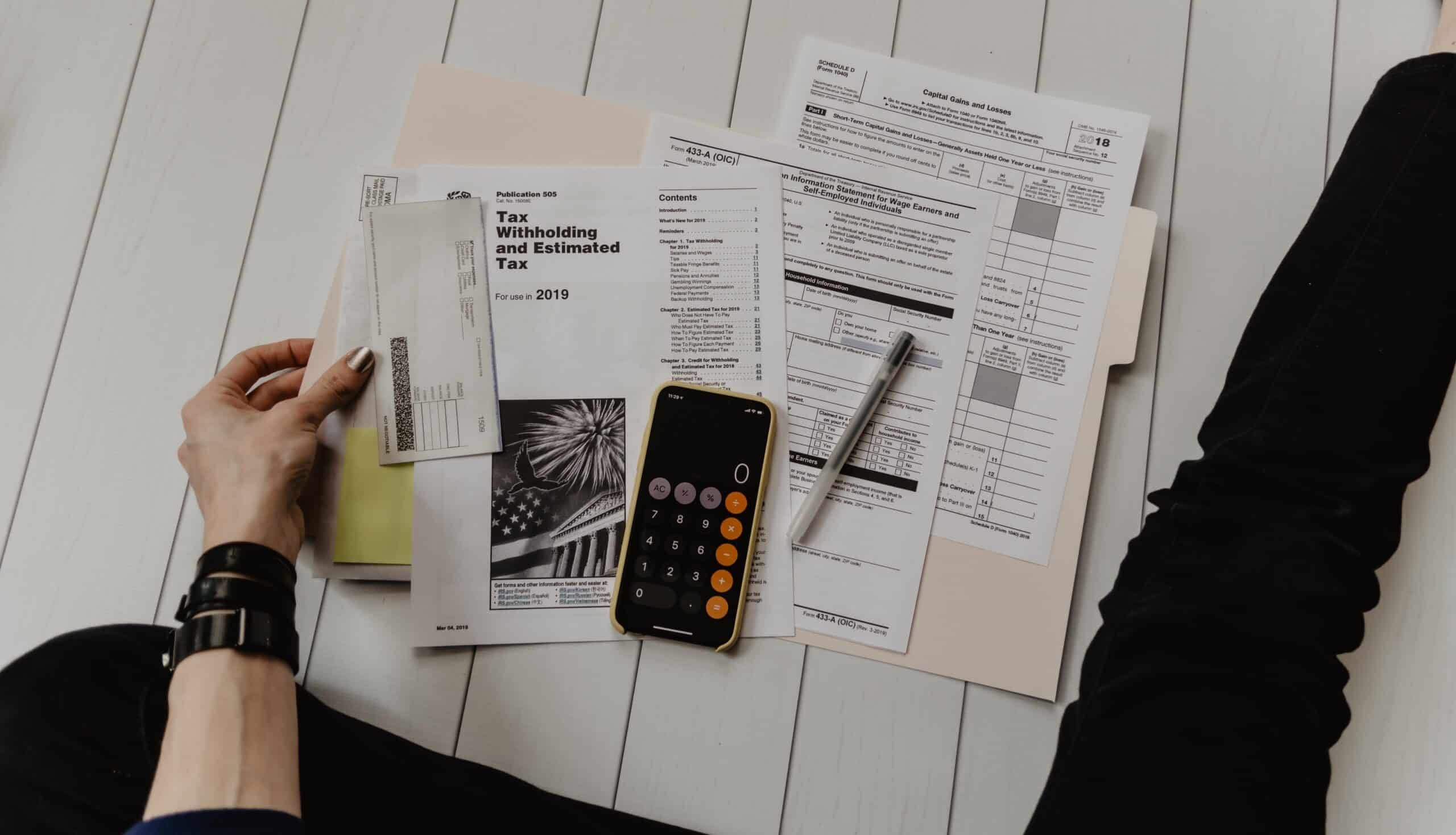 Tax preparation services for businesses in the Phoenix, Scottsdale and Chandler areas